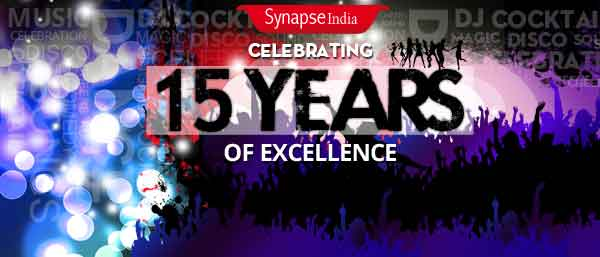 SynapseIndia 15th Foundation Day